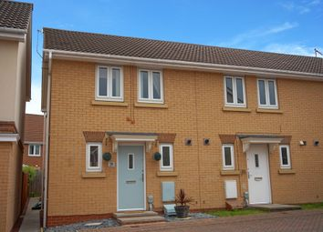 Thumbnail 3 bed end terrace house for sale in Pasture View, Kingswood, Hull
