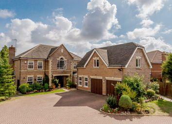 Thumbnail 6 bed detached house for sale in Lila House, Chestnut Drive, Stretton Hall, Great Glen