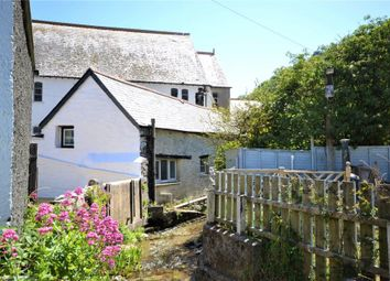 Thumbnail 3 bed detached house for sale in Fore Street, Polperro, Looe, Cornwall