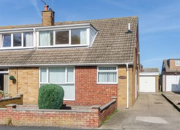 Thumbnail 3 bed semi-detached bungalow to rent in Egroms Lane, Withernsea