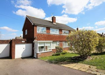 Thumbnail 3 bed semi-detached house to rent in King Cuthred Drive, Chard