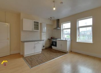 Thumbnail 1 bed flat to rent in Southmoor Road, Hemsworth, Pontefract