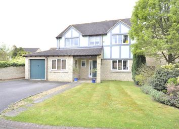 Thumbnail 4 bed detached house for sale in The Withers, Bishops Cleeve, Cheltenham, Gloucestershire