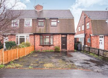 Thumbnail 3 bedroom semi-detached house for sale in Chetwynd Road, Wolverhampton