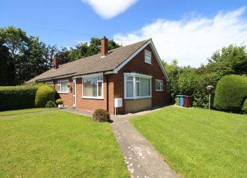 Thumbnail 2 bed semi-detached bungalow for sale in Burniston Gardens, Burniston, Scarborough