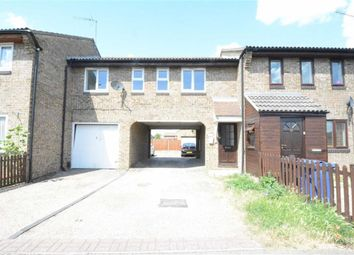 Thumbnail 1 bed terraced house to rent in Fielding Avenue, Tilbury, Essex