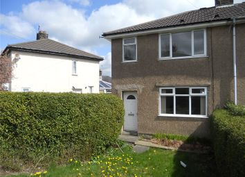 Thumbnail 3 bed semi-detached house to rent in Broomhill Drive, Keighley