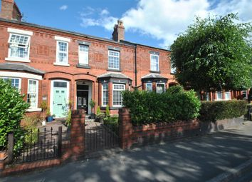 Thumbnail 4 bed terraced house for sale in London Road, Stockton Heath, Warrington