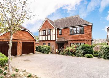 Thumbnail 5 bed detached house for sale in Stonebeach Rise, St Leonards-On-Sea, East Sussex