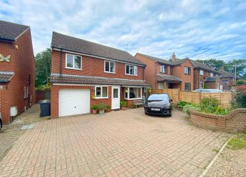 Thumbnail 4 bed detached house for sale in Trunch Road, Mundesley, Norwich