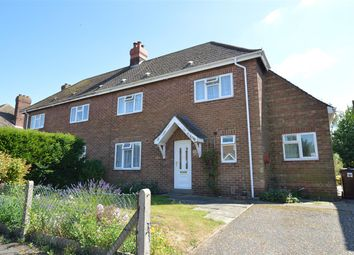 Thumbnail Semi-detached house for sale in New Street, Helpringham, Sleaford