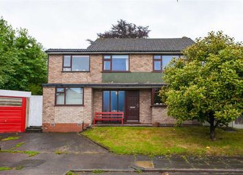 Thumbnail 4 bed detached house for sale in St Austell Avenue, Astley, Tyldesley, Manchester