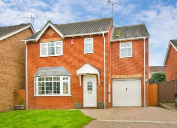 Thumbnail 4 bedroom detached house for sale in Atbara Close, Swindon