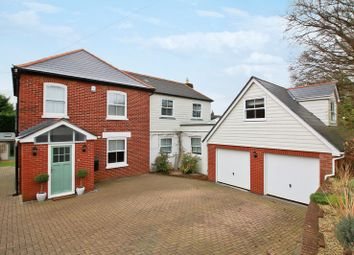 Thumbnail 5 bed detached house for sale in Coal Park Lane, Swanwick, Southampton