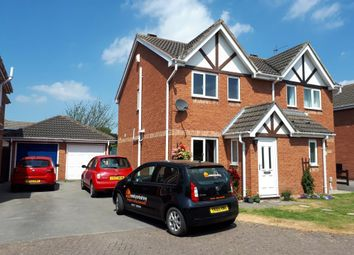 Thumbnail 2 bed semi-detached house to rent in Hillcrest Drive, Beverley