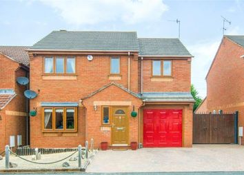Thumbnail 4 bedroom detached house for sale in Grasshopper Avenue, Worcester