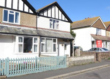 Thumbnail 2 bed semi-detached house for sale in Mercread Road, Seaford