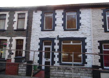 Thumbnail 3 bed terraced house to rent in Dan Y Deri Terrace, Merthyr Vale, Merthyr Tydfil