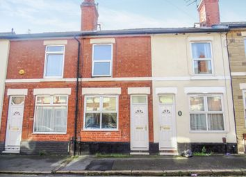 Thumbnail 2 bed terraced house for sale in Gresham Road, Derby