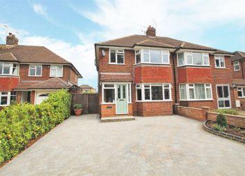 Thumbnail Semi-detached house for sale in Park Meadow, Princes Risborough