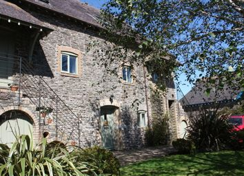 Thumbnail 4 bed terraced house for sale in Rowden Court, Noss Mayo, South Devon