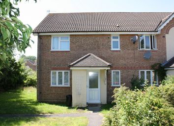 Thumbnail 1 bed maisonette to rent in Maidenbower, Crawley, West Sussex.