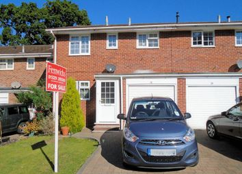 Thumbnail 3 bed terraced house for sale in Rannoch Close, Fareham