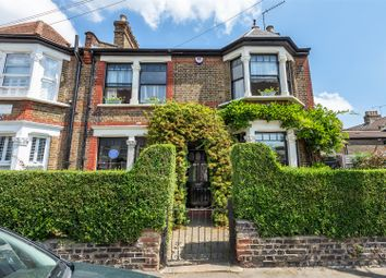 Thumbnail 3 bed end terrace house for sale in Lorne Road, London