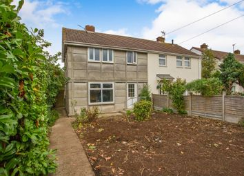 Thumbnail 3 bed semi-detached house for sale in Court Avenue, Stoke Gifford, Bristol