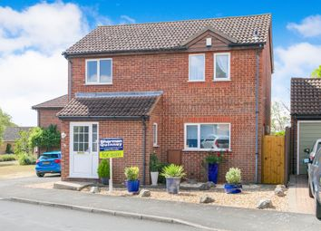 Thumbnail 3 bed detached house for sale in Buryfield, Bury, Huntingdon