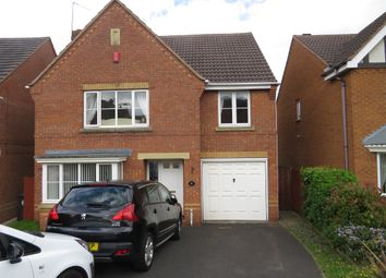Thumbnail 4 bed detached house for sale in The Limes, Walsall