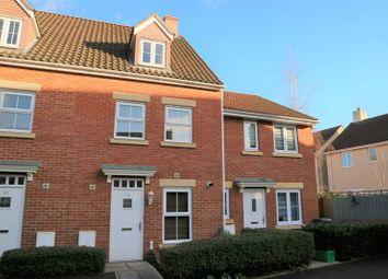 Thumbnail 3 bed terraced house for sale in Morse Road, Norton Fitzwarren, Taunton