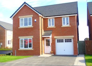 Thumbnail 4 bed detached house for sale in Clement Way, The Ridings, Low Willington