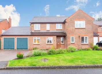 Thumbnail Detached house for sale in Chesterfield Close, Stone, Aylesbury