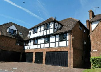 Thumbnail 2 bed flat for sale in Tudor Mill, Red Lion Way, Wooburn Green, High Wycombe