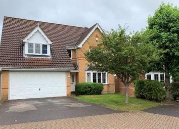 Thumbnail 4 bed detached house to rent in Sovereign Crescent, Fareham