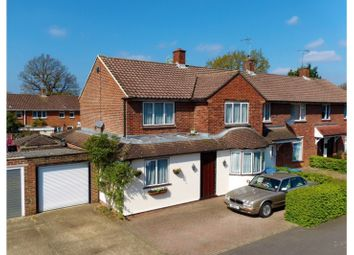 Thumbnail 4 bed end terrace house for sale in Shelley Avenue, Bracknell