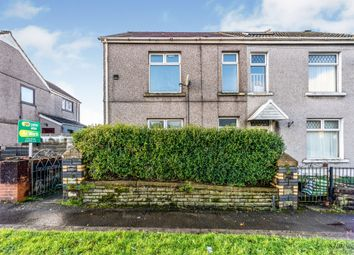 4 bed semi-detached house for sale in Carmarthen Road, Fforestfach, Swansea SA5