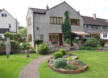 Thumbnail 4 bed end terrace house for sale in Guessburn, Stocksfield, Northumberland.