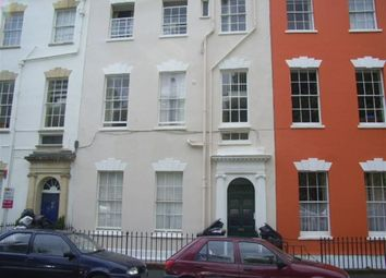 Thumbnail 2 bed flat to rent in Cornwallis Crescent, Clifton, Bristol