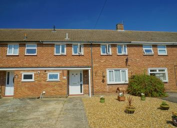 Thumbnail 3 bed terraced house for sale in Leys Road, St. Neots