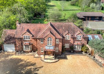Thumbnail 4 bed detached house for sale in Tomkyns Lane, Upminster, Essex
