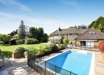 Thumbnail 6 bedroom detached house for sale in Chobham, Surrey