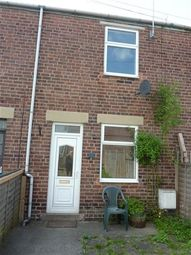 Thumbnail 1 bed terraced house to rent in Halls Row, Off Barker Lane, Brampton