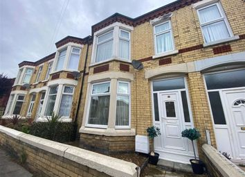 Thumbnail 3 bed terraced house to rent in York Avenue, Wallasey, Merseyside