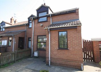 Thumbnail 2 bed semi-detached house to rent in Park Court, Charters Lane, Brandesburton