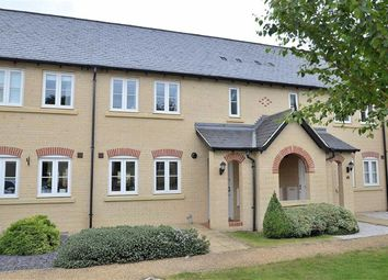 Thumbnail 3 bed terraced house to rent in Middlemarch, Fairfield, Hitchin