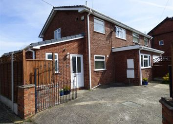 Thumbnail 4 bed semi-detached house for sale in Elton Road, Ettiley Heath, Sandbach