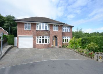 Thumbnail 4 bed detached house for sale in Westwick Crescent, Sheffield