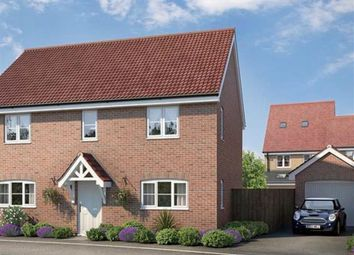Thumbnail 4 bed detached house for sale in Fornham All Saints, Bury St. Edmunds
